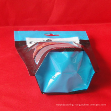 Plastic Packaging Stand-up Pouch Zipper Bag