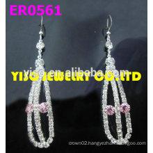 letter elegant custom earrings