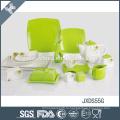 Стильный дизайн керамической конкурентоспособной цене нерушимой оливкового сада посуды