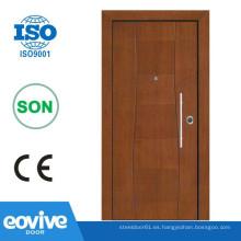 Nuevas puertas de entrada de cobre de diseño