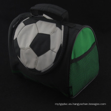 Bolsa de hielo de picnic con forma de balón de fútbol