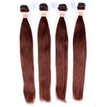 100% сырья ткать перуанский натуральные волосы, оптовая фабрика Цена 6a девственной перуанский человеческих волос