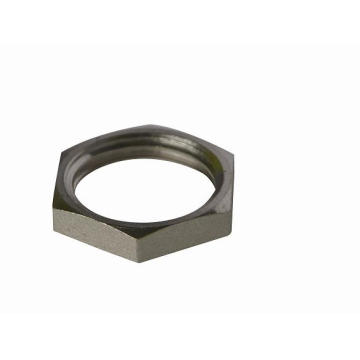 Backnut Female Fitting (Hz8048) with Nickle-Plated or Yellow Brass Color
