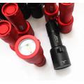 2014 neue Ankunft 2200lumen magnetische Unterwasseratemgerät vedio Licht führte Arbeitslicht rot