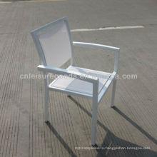 Новый сад белый обеденный стул