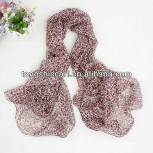 SD319-087 moda lenços de seda made in india