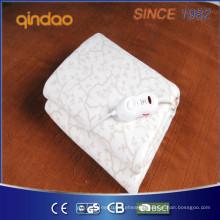 Hot Sale EU Market Confortável velo cobertor elétrico