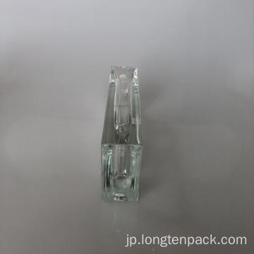 65ml Rectangular3ガラス瓶