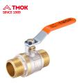 dn25 proveedor de válvula de bola de latón de alta calidad estándar en china yuhuan