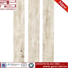 производитель Китай бежевый деревенского фарфора деревянная посмотрите плитка для дизайна дома