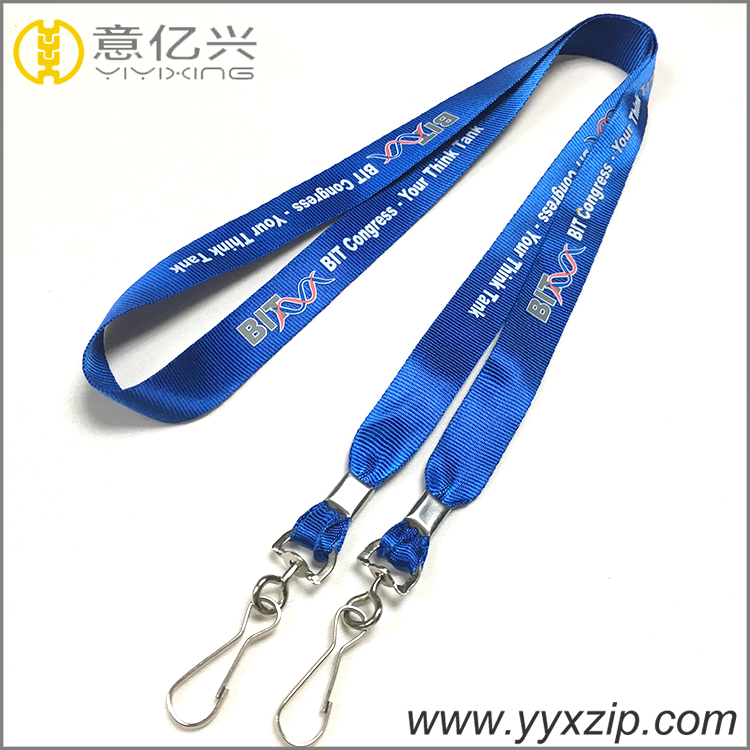 two hooks Lanyards
