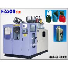 Máquina de moldagem por sopro de extrusão 5L Hst-5L