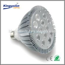 Высокая мощность 95lm / W 12W вело свет следа водить прожектор