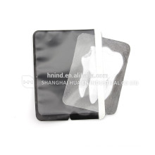 dental use disposable plastic x-ray sensor imaging plate barrier envelope