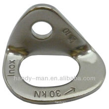 715 Stainless Steel Steel Rock Climbing Bolt Hanger
