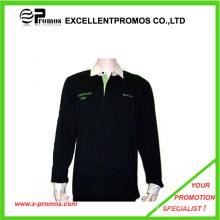 Men′s Fashion Long Sleeve Polo Shirt (EP-S1007)