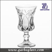 Piedra Copa de vidrio grabado (GB040304P)