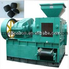 Usine directement charcoa briquetteing machine de presse