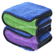 Wholesale+1200gsm+Microfiber+Car+Auto+Care+Plush+Towel