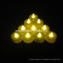 luz de velas com bateria venda QUENTE 2017