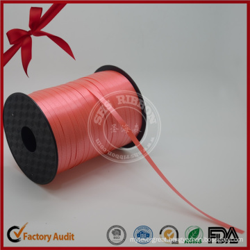 Colourful Curly Ribbon for Wedding Decoration