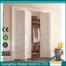 Wooden Composite American Panel White Primed Door Factory