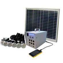 20w small solar panel kits for Africa