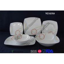 Porcelain Dinner Set on Promotion