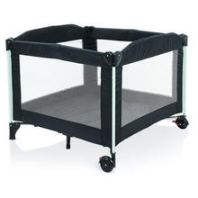 Basic Baby Playpen/ Baby Cot with Wheels