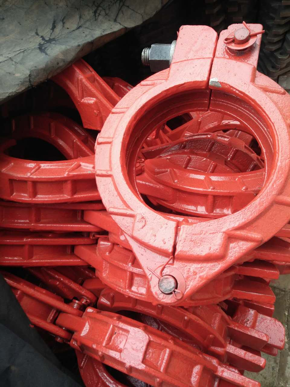 Sany High Pressure Clamp Coupling