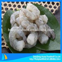 Enquête étrangère sur les crevettes cru crues congelées et de haute qualité