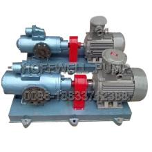CE-geprüfte horizontale Mehrschrauben-Schwerölpumpe