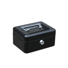 High Quality Small Size 6 inch Money Saving Boxes Kids Coin Collecting Safe Cash Storage Box