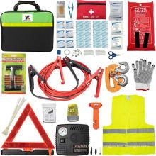 Kit de herramientas de seguridad para vehículos en carretera