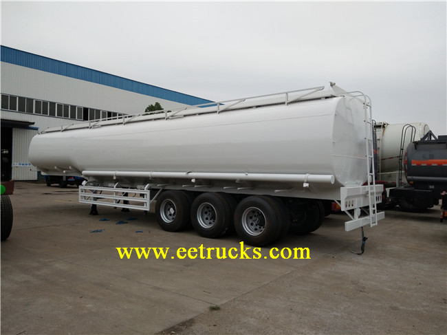 30 Ton Oil Transportation Trailers