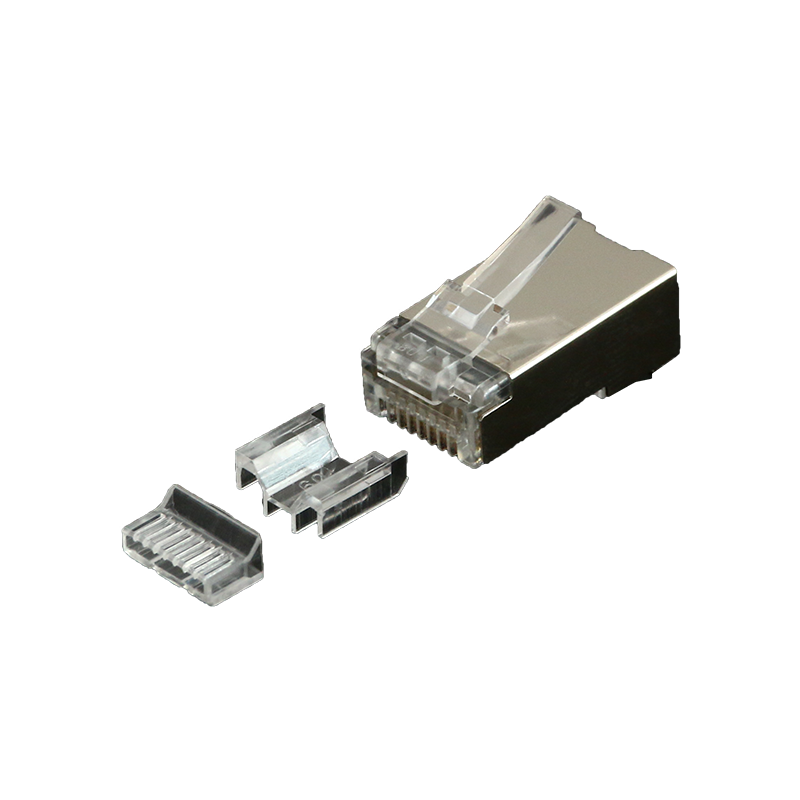 RJ45 Connector for Cat6A UTP