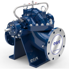 Single Stage Double Suction High Flow Rate Industrial Water Pump Horizontal Split Case Centrifugal Pump