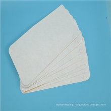 Insulation shaped cotton clothing accessories