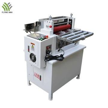 Rolo automático de adesivos para máquina de corte de folha