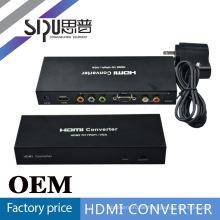 SIPU Multi Media Hdmi Pbpr + VGA-Konverter-Box für Projektor