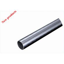 Нержавеющая сталь / Тисненый трубопровод (узор волн китайского стиля)