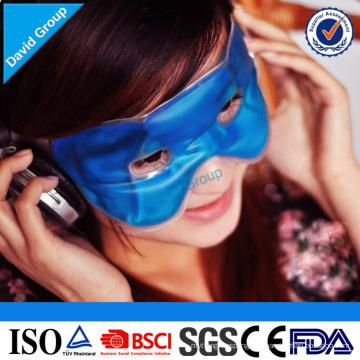 Personaliza la máscara facial del gel del cuidado facial de la máscara del gel del frío caliente