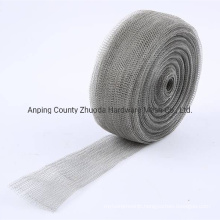 China Wholesale Stainless Steel Copper Knitted Wire Mesh Manufacturers