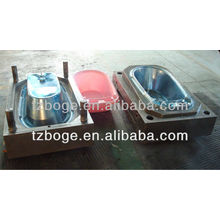 plastic baby basin mould with high quality