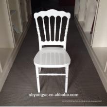 Высококачественный французский стул из синтетической смолы наполеона