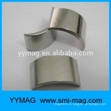 N38H неодимовый / ndfeb дуговой магнит для моторного сердечника