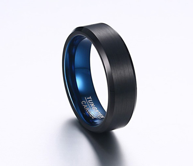 mens tungsten carbide wedding bands