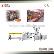 Kransky hot dog production line