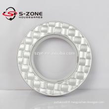 2016 Latest Customized Size 43MM Curtain Round Eyelet Ring