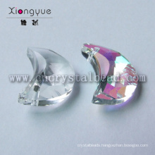 Moon Shape Beads Jewelry Crystals For Sale